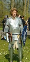Armor set II with mail shirt by Ayedail