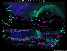 Pandora at Night by cibervoldo