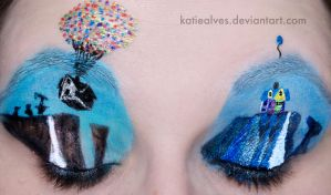 Up Eyes by KatieAlves