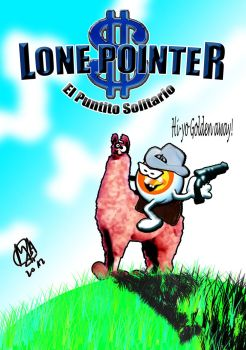 LONE POINTER by MutanerdA
