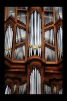 Organ Pipes by digitaldreamz666