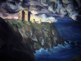 Dunottar by MissCreepers