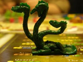 Games 1b A hydra by Gwathiell