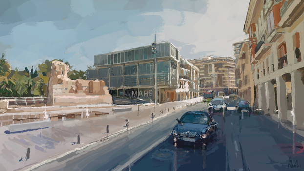 Elche by AnaSchatten