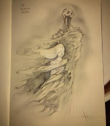 The Mourning Reaper by ShawnCoss