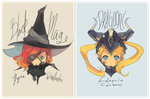 Fanart: Lalafell by OracleSaturn