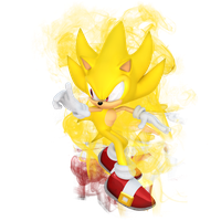 Super Sonic Render 2016 by JaysonJeanChannel