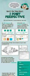 2 Point Perspective Intro by betsyillustration