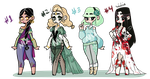 Forgotten Tiny Adopts OPEN 4/4 by ScelestaNix