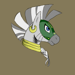 Contest Prize- Zecora Headshot by Shadow-Lockheed