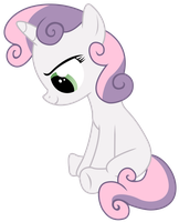 Sweetie Belle Vector by Kooner-cz