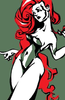 Poison Ivy by birthcontrolblues