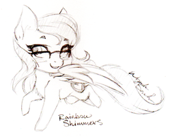 Gift - RainbowShimmers by FuyusFox