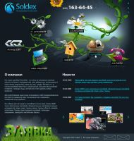 Soldex 2 by BraveDesign