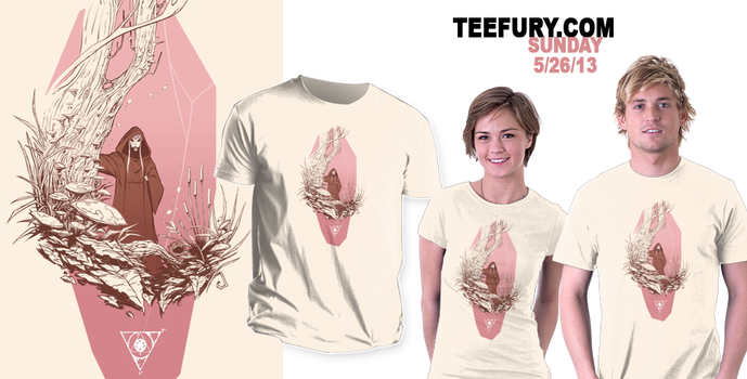 TEEFURY: Child of Thra by JeffStokely