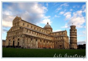 Piazza dei Miracoli by jadeoracle