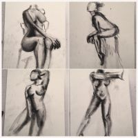 life drawing i by AlyOh