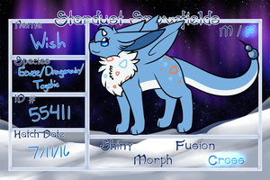 .:PKMN:. [Reference - Wish] by Fimblebee