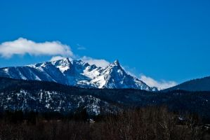 Trapper Peak by quintmckown