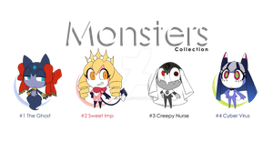 Monsters Collection [CLOSED] by Ayaeru