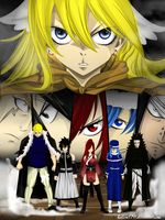Fairytail 304 by hallow1791