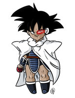 Chibi Turles by Budgies