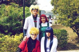 New Family - NaruHina by HinaNekosama