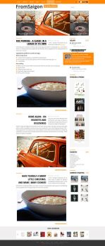 Blog Content Redesign by netpal