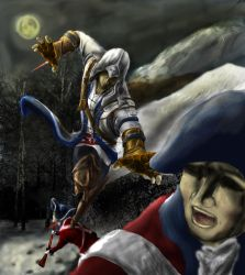 Assassin's Creed 3 by DLowell