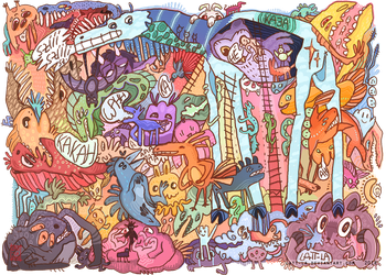 36# - Why not doodle by LATT-LA