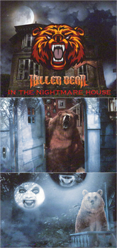 Killer Bear In The Nightmare House (Unaired Pilot) by FearOfTheBlackWolf