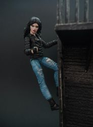 Jessica Jones custom action figure by Jedd-the-Jedi