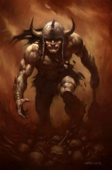 The Savage Cometh by PReilly