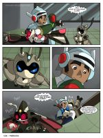 Page 106 - Freedom - Suzumega Medabot 2 by AltairSky