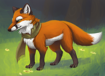 Foxymilliam by Herboreal