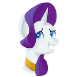 Rarity by My-Little-Poni