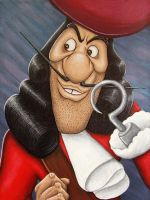 Captain Hook by vonblood