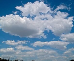 Head In the Summer Clouds by Jessica-is-here