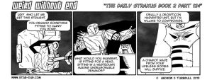 The Daily Straxus Book 2 Part 124 by AndyTurnbull
