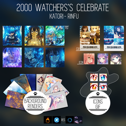 2000 WATCHERS PACK by Katori-Rinfu