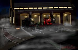 Sodor Scenarios: A turn of the tables by MrJoj