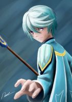 Tales of Zestiria - Meebo by INH99