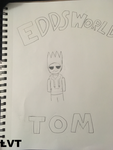 Tom Sketch-EddsWorld by lovetrouble123
