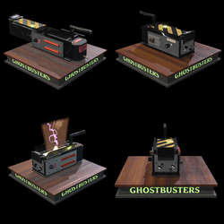 3D Ghost Trap by Jingleboy