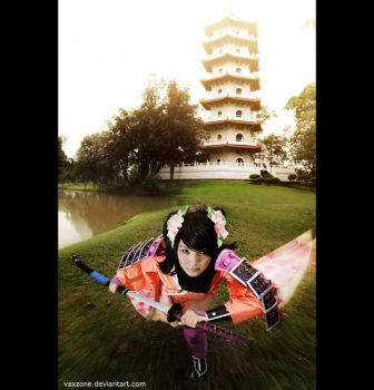 Momohime: The Chase Begin by vaxzone