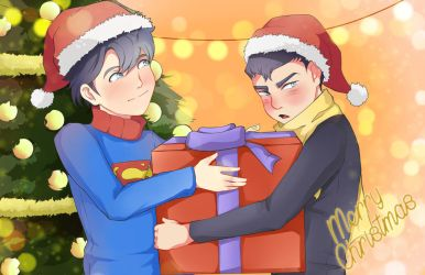Supersons: Merry Christmas! by ototobo