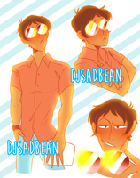 Lance Lance the fashion man by djsadbean