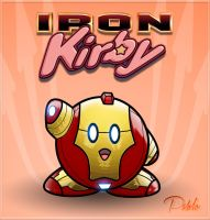 IRON KIRBY by PAabloO
