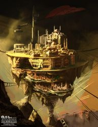 Floating City by ZOOLAX