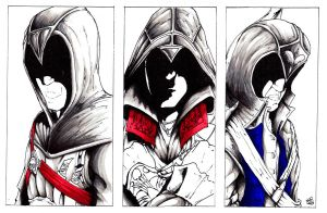 Assassin's Creed - Legacy - Color by TheEndofOurLives